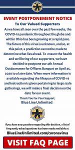 BLU Email Event Postponement
