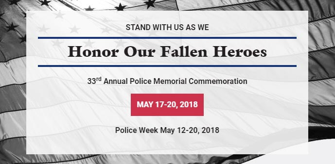 33rd Annual Memorial Commemoration