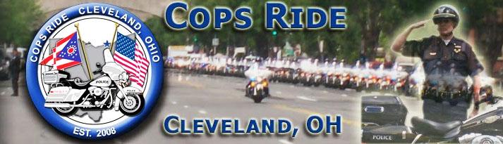 Cops Ride header image