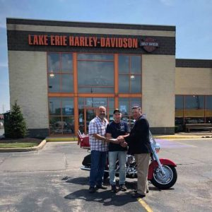 Thank you Lake Erie Harley-Davidson! | GCPOMS