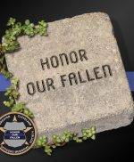 Honor Our Fallen Paver Photo