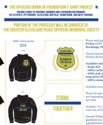 Officer Down T Shirt Form