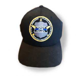 Police Memorial Society Honor Our Fallen Flex-Fit Hatjpg