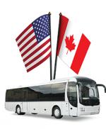 Canadian bus