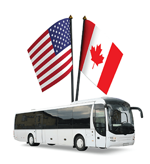 Canadian bus