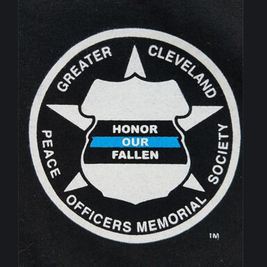honor our fallen t-shirt design - front
