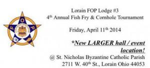 Lorain FOP Fish Fry