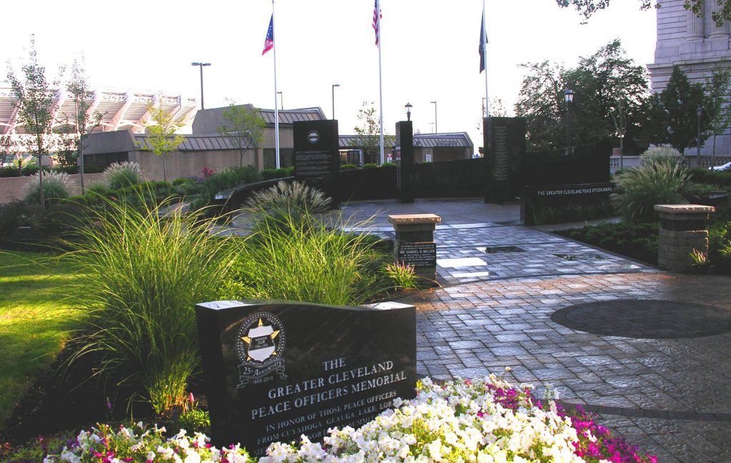 The Greater Cleveland Peace Officers Memorial