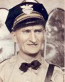 Patrolman Otto Jirecek