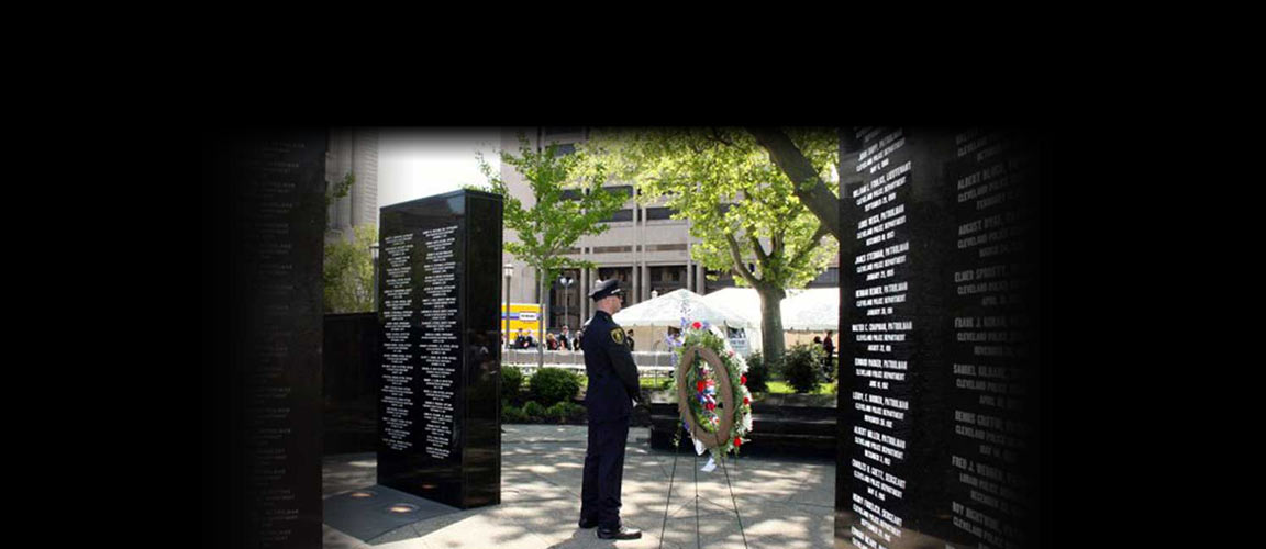 Greater Cleveland Peace Officer Memorial