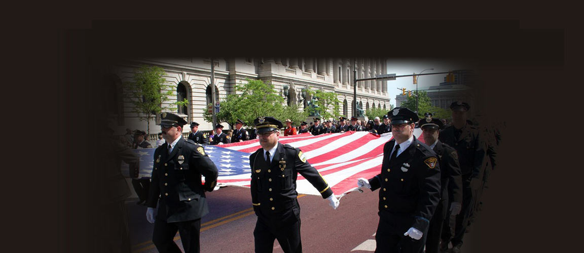 Greater Cleveland Peace Officer Memorial Commemoration Parade