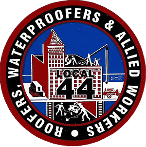 Roofers, Waterproofers & Allied Workers Local 44